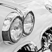 1959 Chevrolet Corvette Grille Art Print