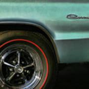 1966 Dodge Coronet 500 Art Print