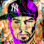 50 Cent Collection Art Print