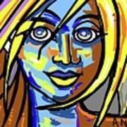 Abstract-2 Art Print