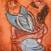 Amuweese - Tile Art Print