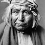 Apache Man, C1906 Art Print