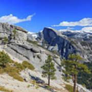 Beauty Of Yosemite Art Print