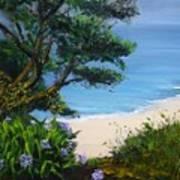 Bel Ile En Mer  Art Print