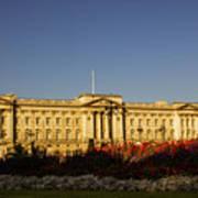 Buckingham Palace. Art Print