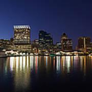 Buildings At The Waterfront, Inner Art Print