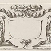 Cartouche Art Print