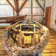 Chesapeake Bay Workboat Art Print