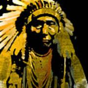 Chief Joseph Art Print