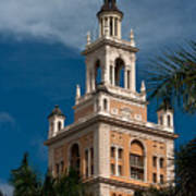 Coral Gables Biltmore Hotel Tower Art Print