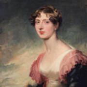 Countess Of Plymouth Art Print