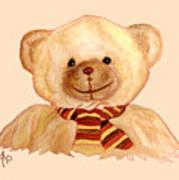 Cuddly Bear Art Print