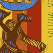 Cultural Wealth Art Print
