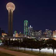 Dallas - Texas Art Print