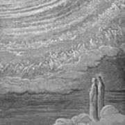Dante: Paradise Art Print by Granger