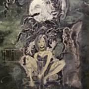 Dark Religion Art Print