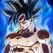 Dragon Ball Super - Goku Art Print