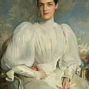 Elsie Wagg Art Print