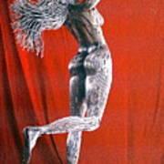 Evolution Of Eve Figure 2 Print by Greg Coffelt