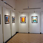 Exhibition Cozumel Museum Art Print