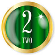 2 For Two Art Print