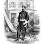 General George Mcclellan Art Print