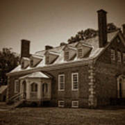 George Mason's Gunston Hall Art Print