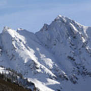 Gore Mountain Range Colorado Art Print