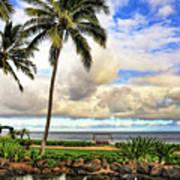 Hawaii Pardise Art Print