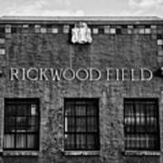 Historic Rickwood Field Art Print