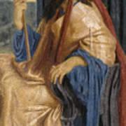 King Solomon Art Print