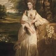 Lady Bampfylde Art Print