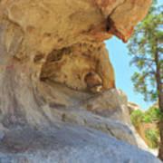 Landscape In Joshua Tree National Park Art Print