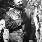 Leon Trotsky (1879-1940) Art Print