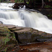 Lower Tahquamenon Falls Area Art Print