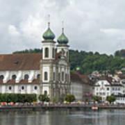 Lucerne Switzerland Art Print