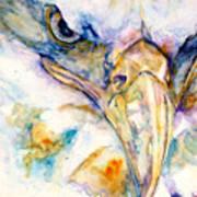 Marie's Eagle Art Print