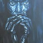 Miles Print by Shahid Muqaddim
