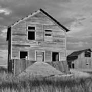 Montana Memories Art Print