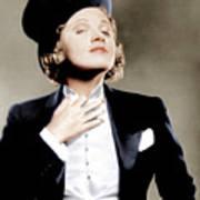 Morocco, Marlene Dietrich, 1930 Art Print by Everett