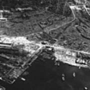 Nagasaki, 1945 Art Print
