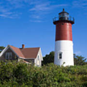 Nauset Light Art Print