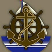 Nautical Collection Art Print