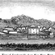 New Jersey, 1844 Art Print