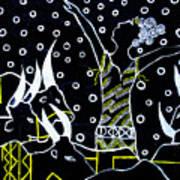 Nuer Lady -  South Sudan Art Print