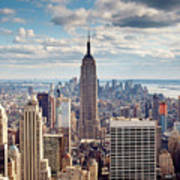 NYC Empire Art Print