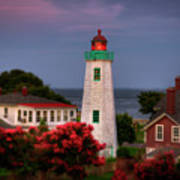 Old Point Comfort Lighthouse Art Print