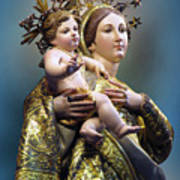 Our Lady Of Graces Art Print