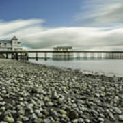 Penarth Pier 6 Art Print