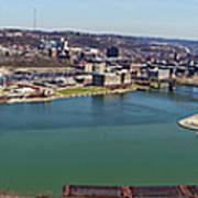 Pittsburgh Panorama Art Print